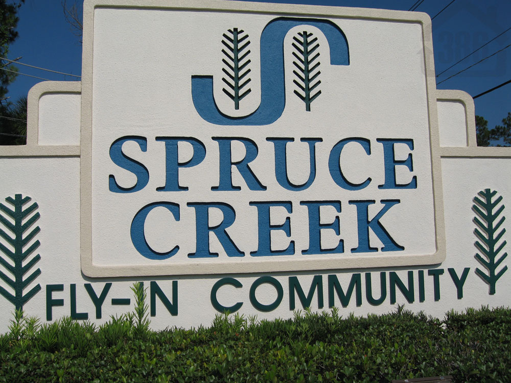 spruce creek fly in